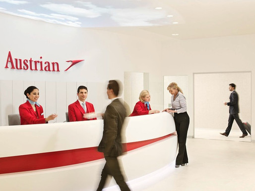 Austrian Airlines to Reopen HON Circle Lounge Schengen at Vienna Airport on July 8, 2021