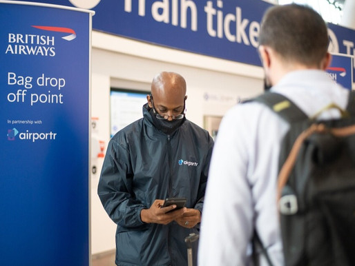 British Airways Partners With AirPortr for Fast Bag Drop off at London Heathrow Terminal 5