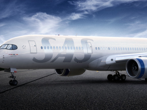SAS Reopens Domestic Scandinavian and International Routes From June 2020