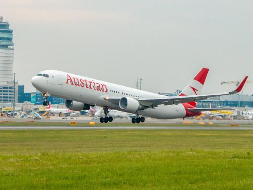 Austrian Airlines Expands Premium Economy on Entire Long-Haul Boeing 767 Fleet
