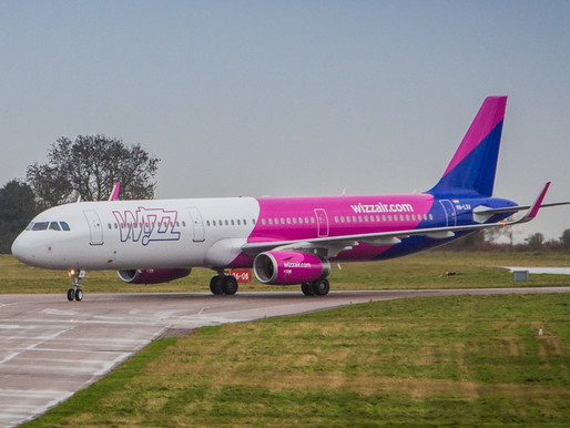 Wizz Air Resumes Operations Between Serbia and Cyprus; Launches New Routes From Romania to England
