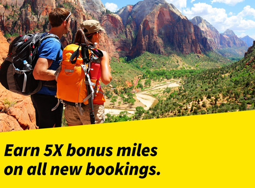 Spirit Airlines Offers Five Times the Bonus Miles on Every Flight, When Booked by August 18, 2020