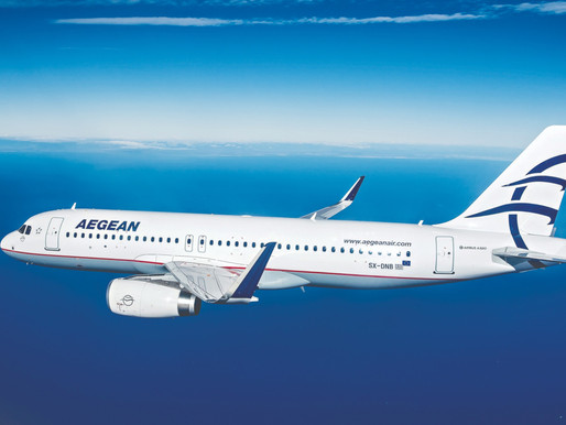 AEGEAN to Restart Flights From Thessaloniki; Seeks Loan Guarantee for €150 Million