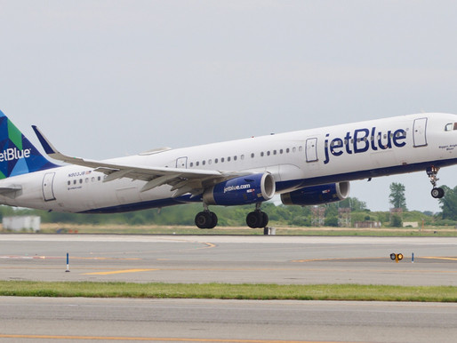 JetBlue Signs Long Term Agreement With Pratt & Whitney for Service of 230 V2500 Engines
