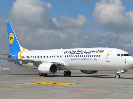Ukraine International Airlines Adds More Destinations to Summer 2020 Flight Schedule