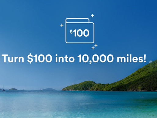 Alaska Airlines Mileage Plan Members can now Convert Wallet Credit into Miles