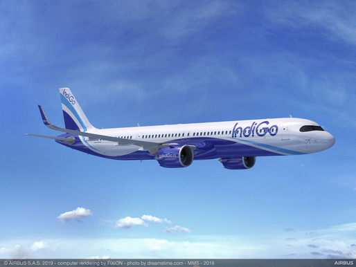 IndiGo Selects CFM LEAP-1A Engines to Power A320neo Family Fleet