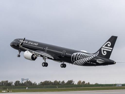 Air New Zealand Extends Limited International Flight Schedule Through August 31, 2020