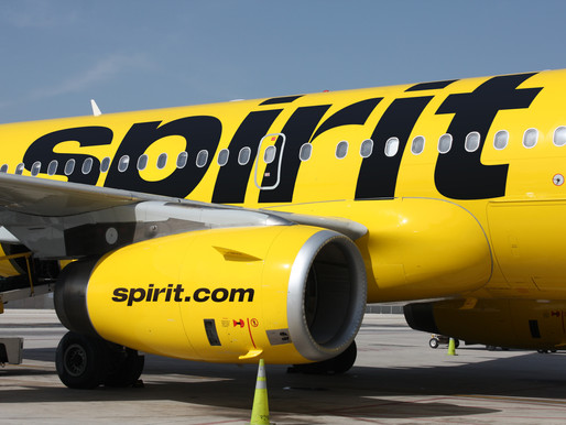 Redefining Seat Pitch: Spirit Airlines Promises More Legroom With New Ergonomically Designed Seating