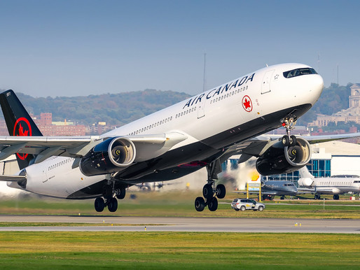 Air Canada to Resume Service to South America; Unveils Summer 2022 International Schedule