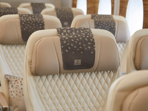 Emirates to Showcase New Premium Economy Seats for the First Time at Arabian Travel Market 2021