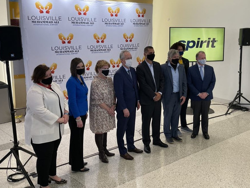 Spirit Airlines to Add Service From Louisville, Kentucky to Four Cities