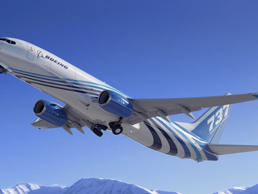 Boeing Receives Firm Order for Two 737-800BCFs and Launches New Freighter Conversion Lines