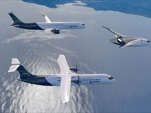 Airbus Establishes Zero-Emission Development Centres in Bremen, Germany and Nantes, France