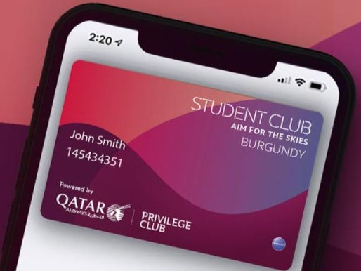 Qatar Airways Launches First Exclusive Program for Students Worldwide