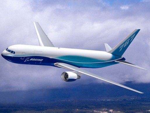 YTO Cargo Selects Pratt & Whitney for PW4000 Engine Support for Boeing 767-300ER Freighters