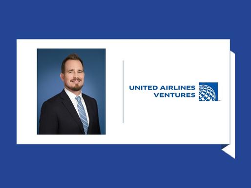 United Launches Corporate Venture Capital Fund, United Airlines Ventures