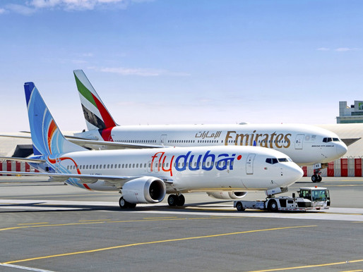 Emirates and flydubai Reactivate Partnership With Seamless Connections to Over 100 Destinations
