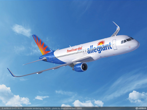 Allegiant Launches 15 New Nonstop Routes, New Service to Orange County, California and Spokane