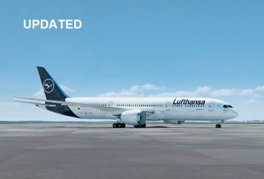 Lufthansa Group Orders Five Additional Boeing 787-9 Dreamliners