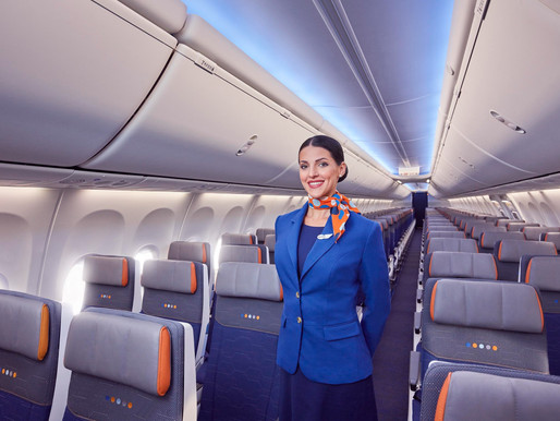 flydubai Invests in Onboard Guest Experience With Free Wireless IFE and Flatbed Business Class Seats