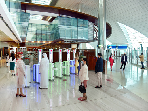 Emirates Resumes Luxury On-Ground Services for Premium Guests From July 1st, 2020