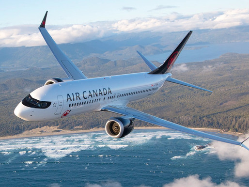 Air Canada Reconnects to U.S. With up to 220 Daily Transborder Flights From August 9, 2021