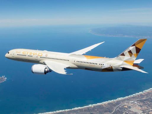 Etihad Airways Launches Inaugural Service Between Abu Dhabi and Vienna