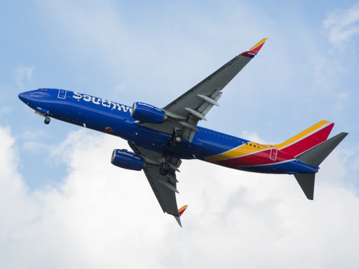 Southwest Airlines to Resume Service to Central America From June 2021