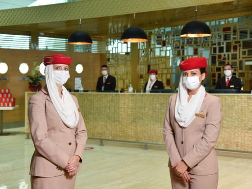 Emirates Reopens Dedicated First Class Lounge at Dubai International Airport