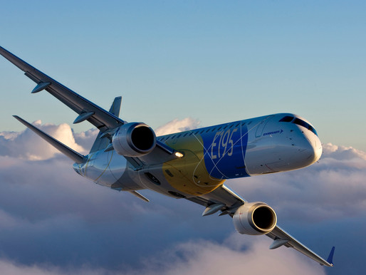 Azul to Operate the World's First Embraer E195 Adapted Cargo Aircraft After Receiving Certification