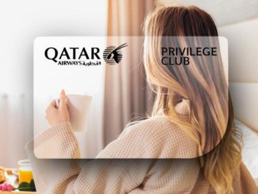 Qatar Airways Privilege Club Launches Hotel & Car Rewards in Partnership With Points