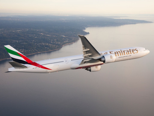 Emirates Adds Seven New Destinations to Schedule for July 2020, Increasing Network to 48 Cities