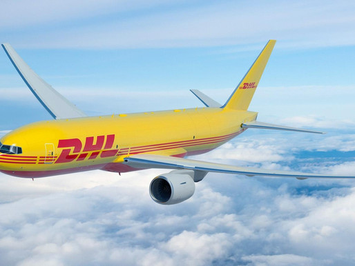 DHL Purchases Eight Additional Boeing 777 Freighters, Options Four More