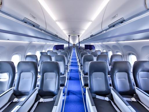 Lufthansa Launches Innovative New Cabin Design for Short and Medium haul Flights