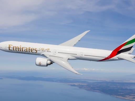 Emirates Resumes Service to New York Newark via Athens