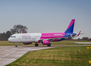 Wizz Air Launches New Route Between Pristina, Kosovo and Karlsruhe Baden-Baden in Germany