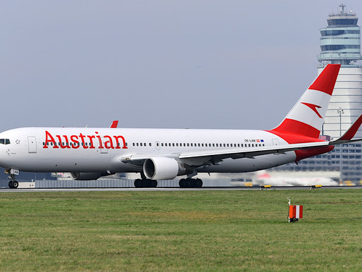 Austrian Airlines Prepares to Phase Out Boeing 767-300ERs