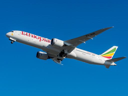 Ethiopian Airlines Kicks Off Year Long 75th Anniversary Celebration