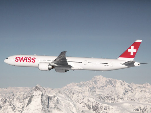 SWISS Expands Cargo Services and Will Convert Three Boeing 777s for Freight