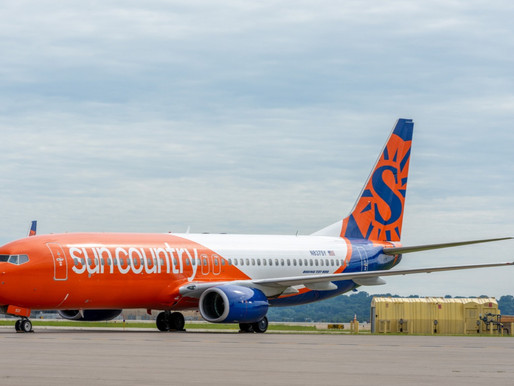 Sun Country Airlines Launches 16 New Nonstop Routes