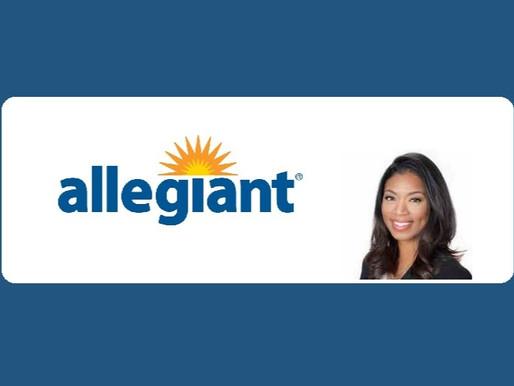 Allegiant Travel Company Names Sandra Morgan as Newest Board Member