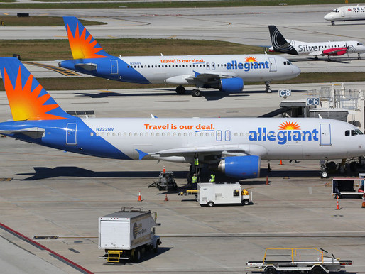 Allegiant Travel Company Attempts to Crack the Hotel Business