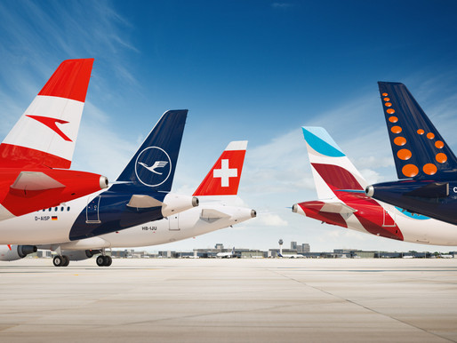 Lufthansa Group Publishes Schedule Through October, 50 Percent of Fleet Back in Air