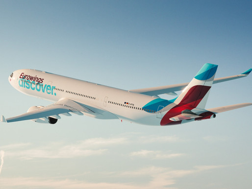 Eurowings Discover is Granted Air Operator Certificate