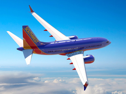 Southwest Airlines Expands CFM LEAP-1B Powered Fleet With New Boeing 737 MAX Order