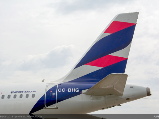 LATAM Airlines Group Files for U.S. Chapter 11 Bankruptcy Reorganization