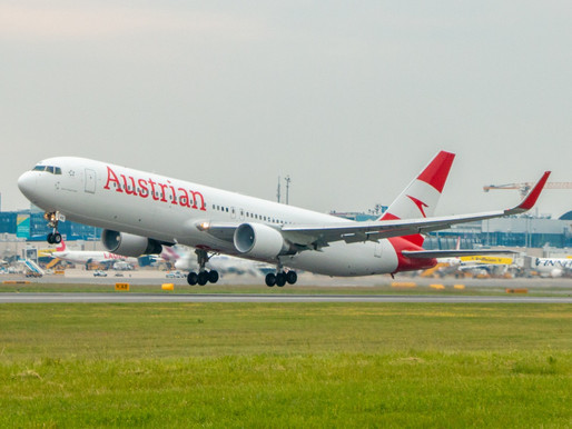 Austrian Airlines Sells Three Boeing 767-300ERs to US Company MDI