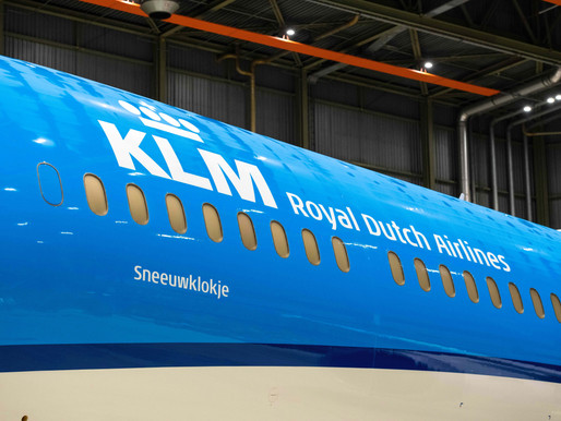 KLM Rounds Out Centenary Year With Delivery of Fourth Boeing 787-10 Dreamliner, 31st 737-800