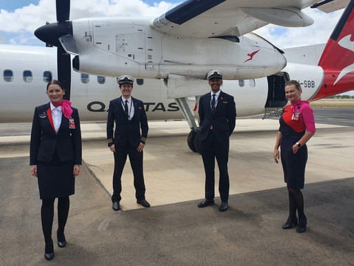 Qantas Launches Flights Between Mildura and Sydney After Reopening of NSW Border With Victoria